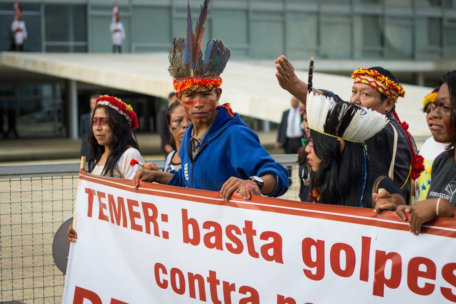 Política anti-indígena avança: Funai tem corte de mais de 50% no orçamento