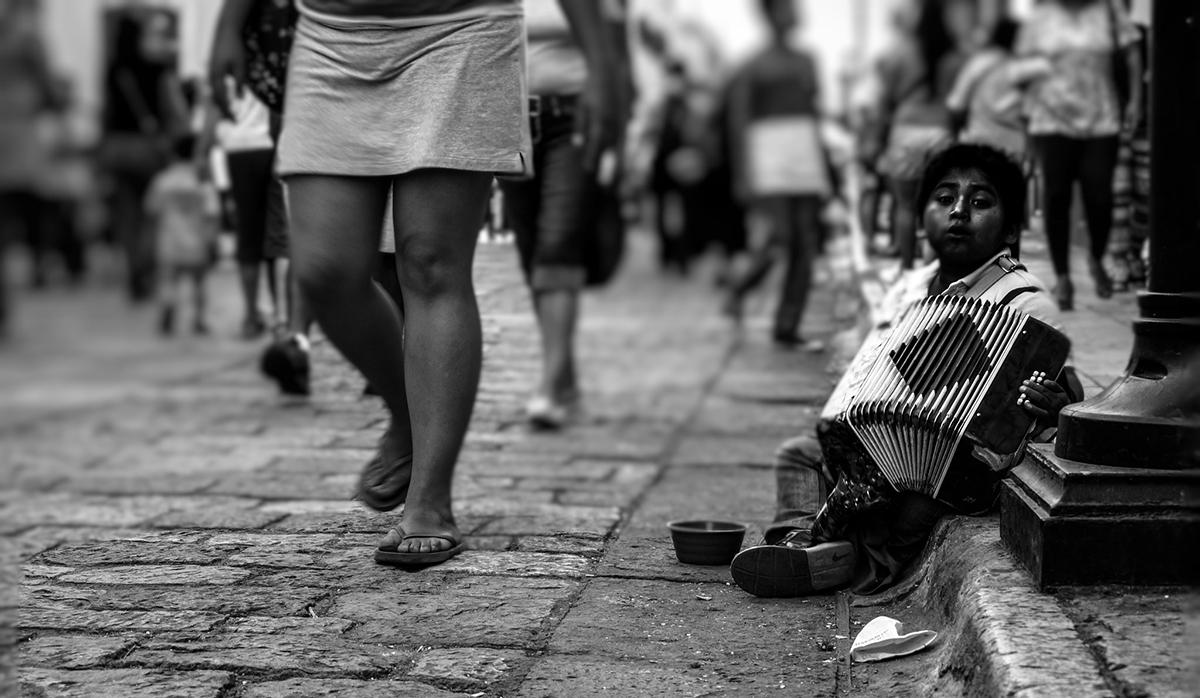 Da violência à pobreza: Desigualdades na América Latina