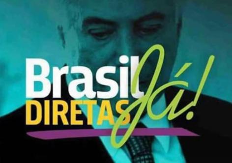 Manifestações pelo País pedem o afastamento de Temer e Diretas Já