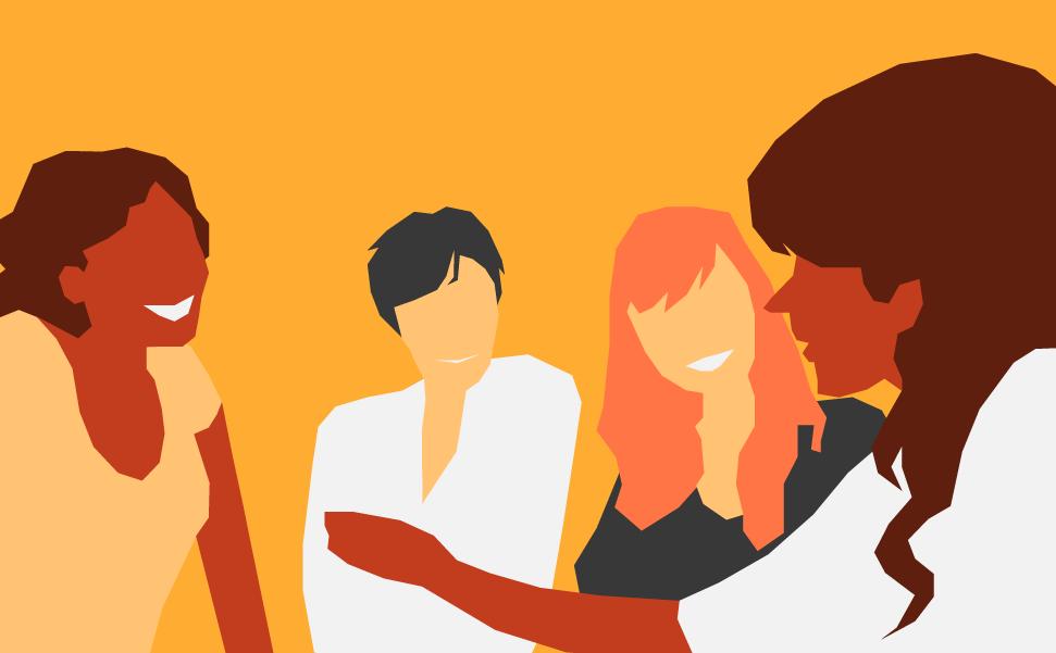 Mulheres formam redes de apoio na internet