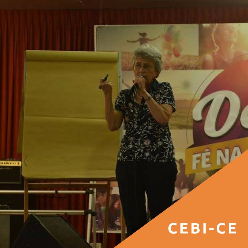 CEBI-CE: Seminário com Ivone Gebara