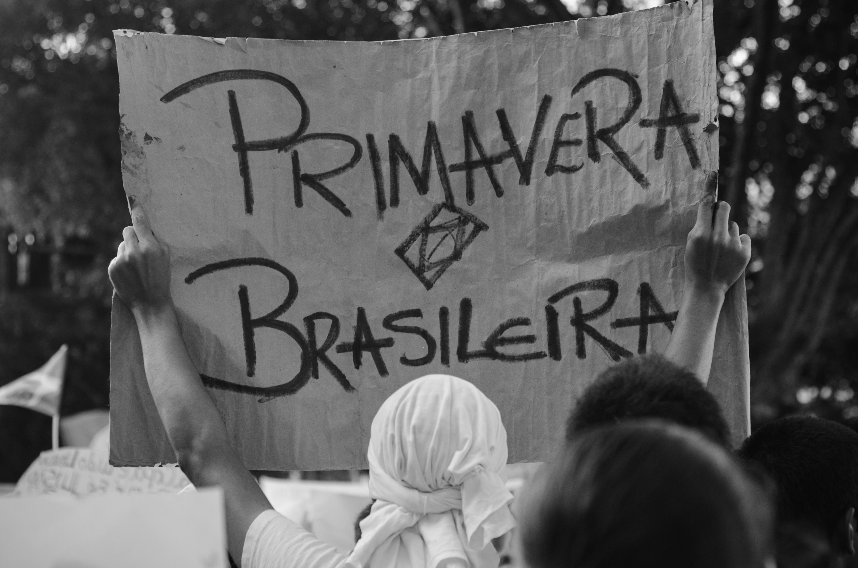 Não se engane: é primavera no Brasil!