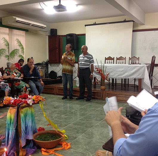 CEBI-PA celebra a ressureição de Genival, uma vida de doação total à causa dos empobrecidos