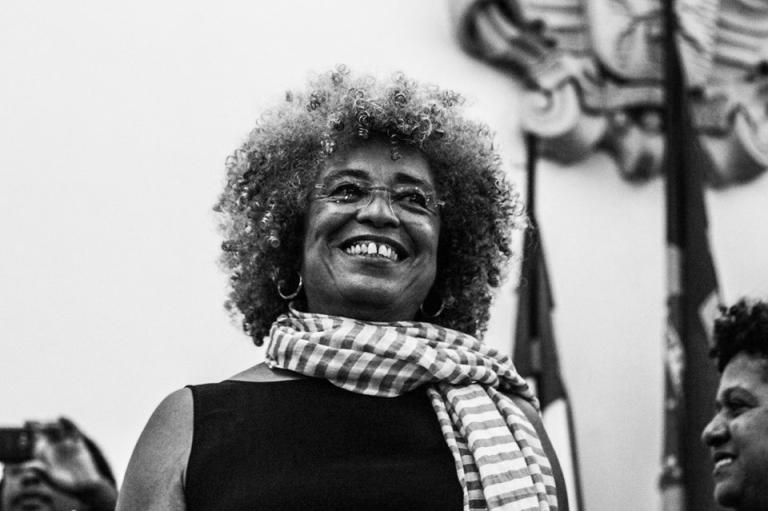 Construindo o futuro da luta contra o racismo [Angela Davis]