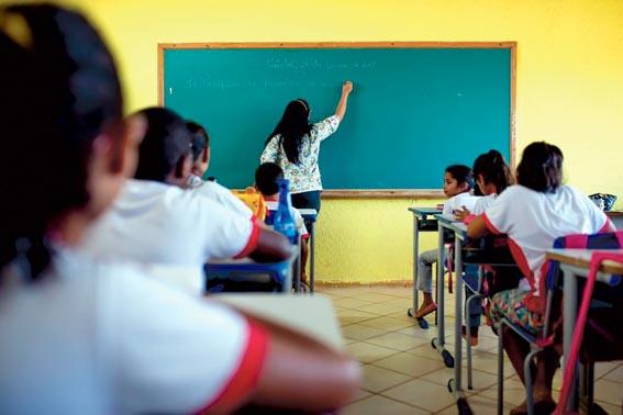 professsores e professoras no Brasil