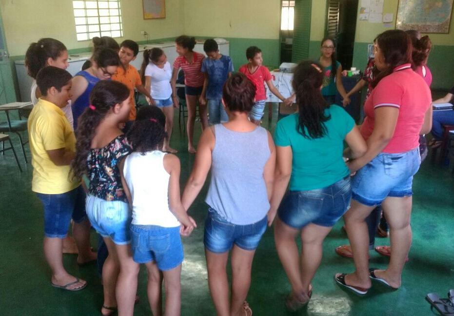 CEBI-GO: Crianças e Adolescentes realizam terceira etapa da Escola Bíblica