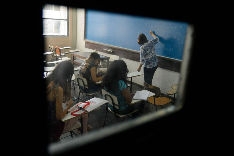 A crise da educação no Brasil não é uma crise; é projeto