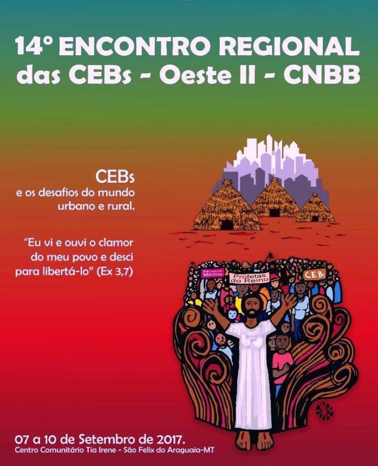 CEBs do Mato Grosso divulga carta após 14º Encontro Regional
