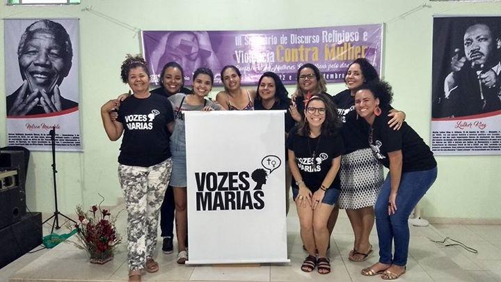 CEBI-PE Coletivo Vozes Marias realiza a Iª Conferência de Mulheres Evangélicas