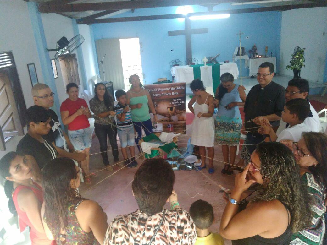 CEBI-RN: Escola Popular de Bíblia junto à Igreja Anglicana