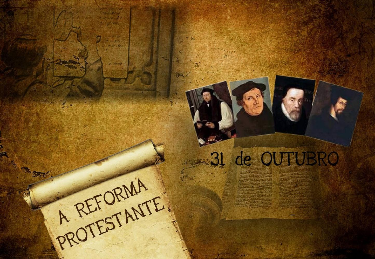 A reforma protestante, 500 anos depois [Magali do Nascimento Cunha]