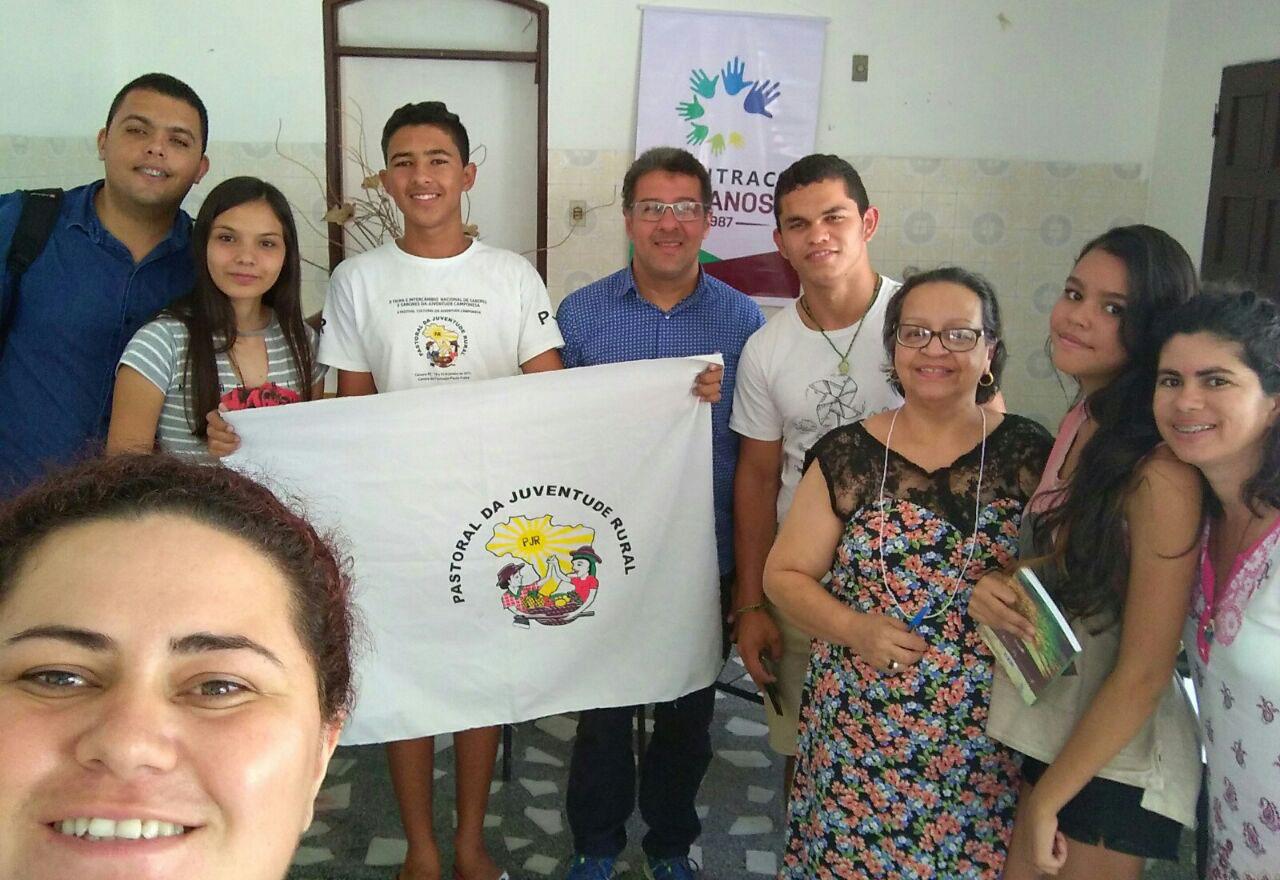 CEBI-PB: Juventude rural dialoga sobre as cosmovisões negras e indígenas