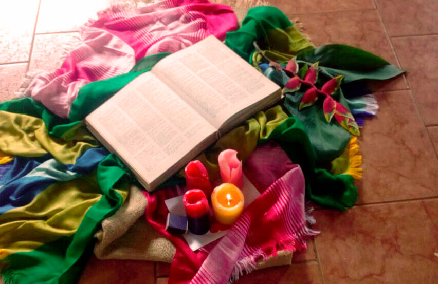 CEBI-MS: Assentamento Itamarati realiza a 7ª etapa da 4ª Escola Bíblica