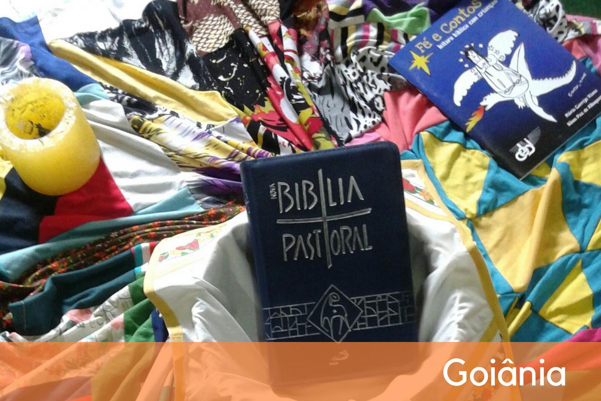 CEBI-GO: Crianças e Adolescentes encerram Escola Bíblica