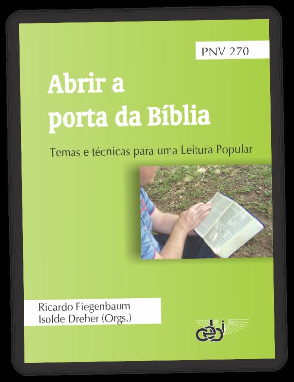 Abrir a porta da Bíblia