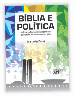 PNV355 Biblia e Politica CEBI Maria das Dores Dorinha