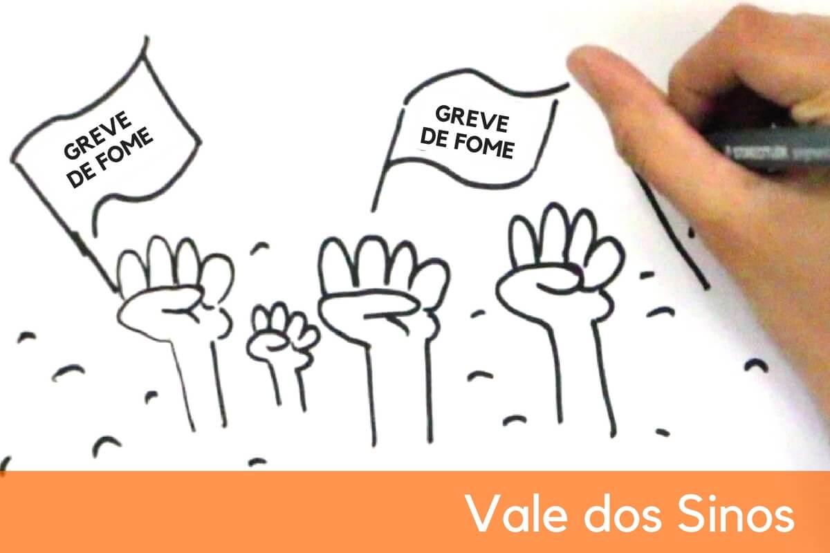 CEBI-RS: Nota em apoio à greve de fome do Movimento de Pequenos Agricultores