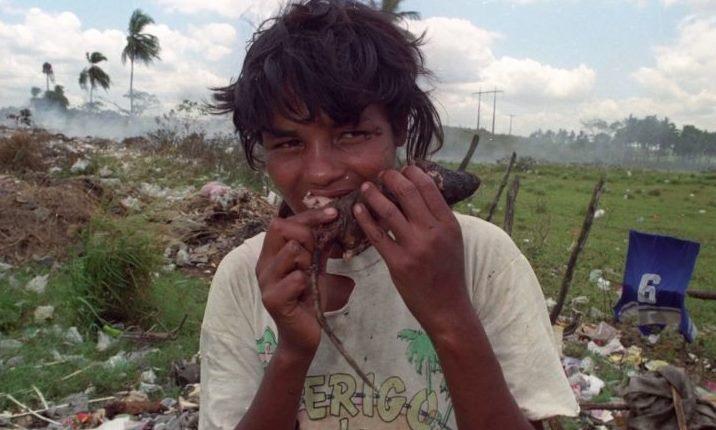 Vídeo: A fome no Brasil