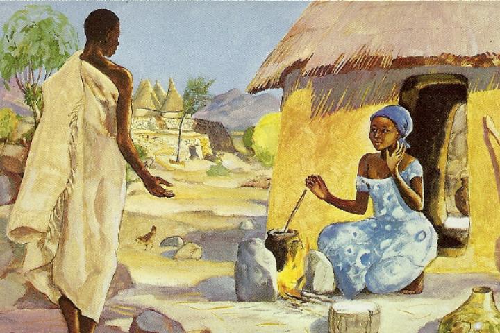 O reencontro de Jesus com Maria Madalena: buscar sempre, sem desanimar (Jo 20,11-18) [Mesters, Lopes e Orofino]