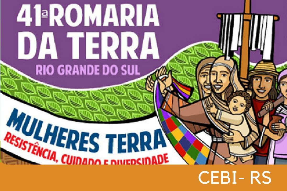 CEBI-RS: Resistência, cuidado e diversidade na 41ª Romaria da Terra