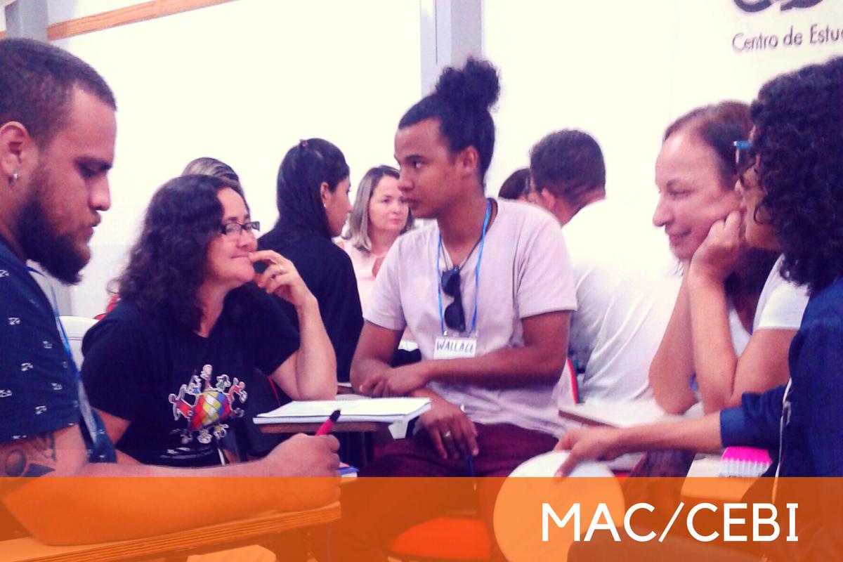 CEBI-GO/MAC: Curso de Educação Popular motiva jovens e adultos em Goiânia