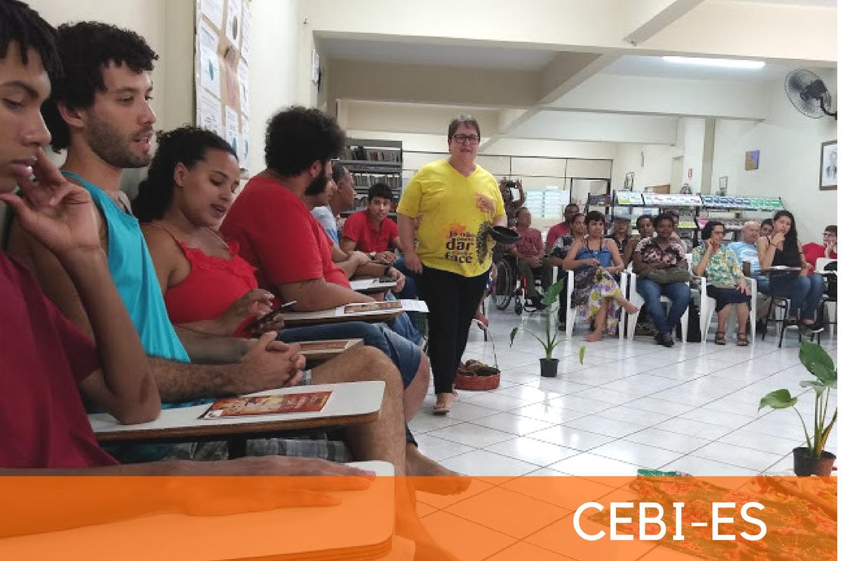 CEBI-ES: Celebração abre as atividades de 2018