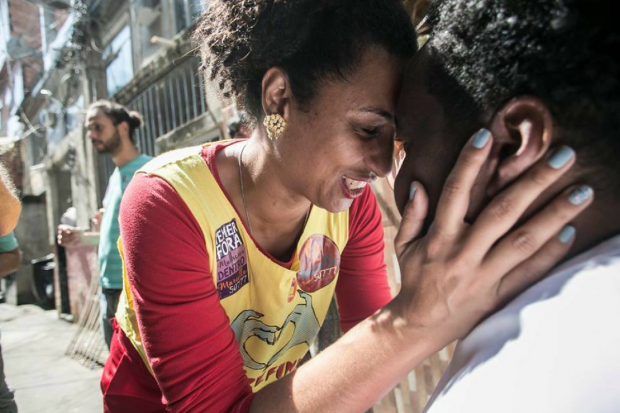 Marielle Franco, vereadora do PSOL, é assassinada no centro do Rio na saída de evento que reunia ativistas negras