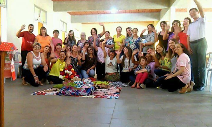 grupo de mulheres do CEBI-ES