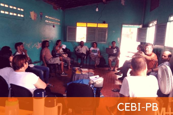 CEBI-PB: Planejamento do Encontro Estadual de Juventudes