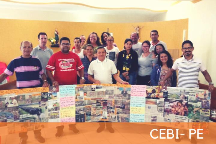 CEBI-PE: Encontrão do Agreste debate fé e política