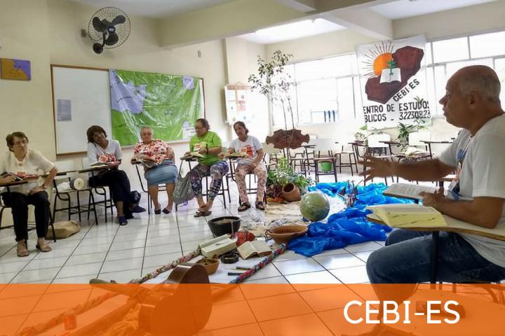 CEBI-ES: Encontro de preparação para a Semana de Oração