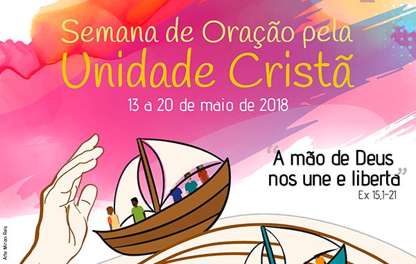 Semana de Oração pela Unidade Cristã reúne igrejas de diferentes tradições