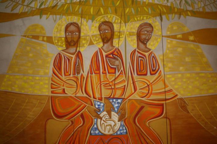 Comentário do Evangelho: Festa da Santísssima Trindade