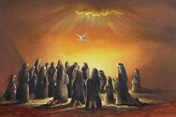 Pentecostes: O perdão para recriar o mundo