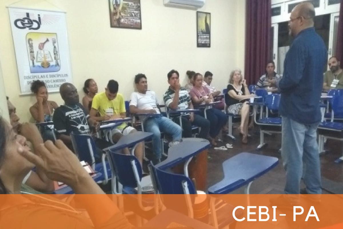 CEBI-PA: Seminário sobre Justiça Socioambiental debate a situação da Amazônia