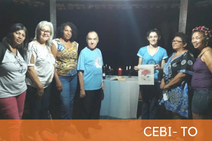 CEBI-TO: Encontro para celebrar a SOUC 2018