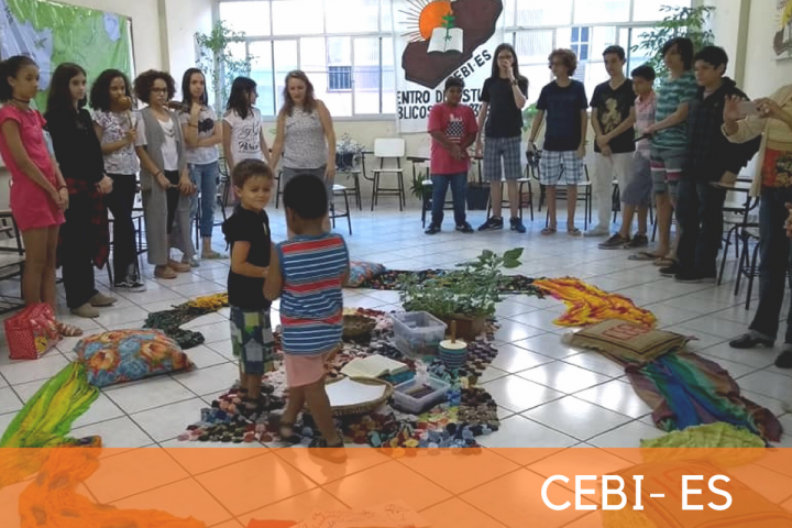 CEBI-ES: Bíblia, criança e adolescência