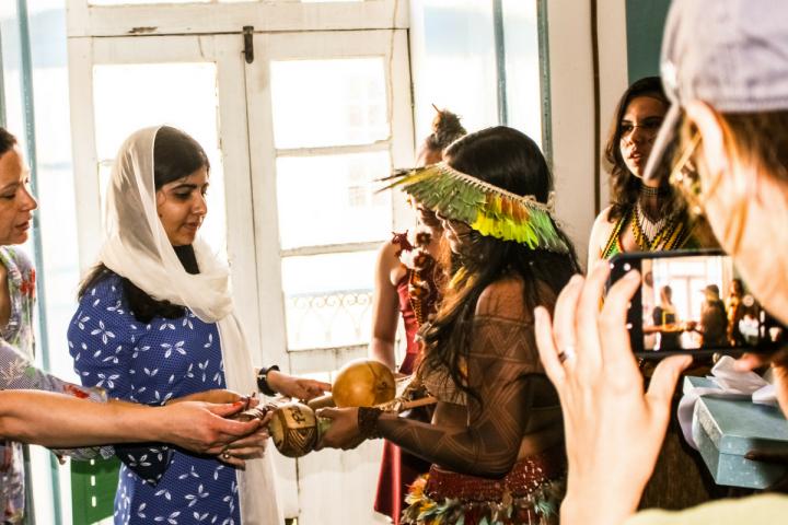 Malala e as jovens mulheres indígenas: uma única luta pela educação e empoderamento feminino