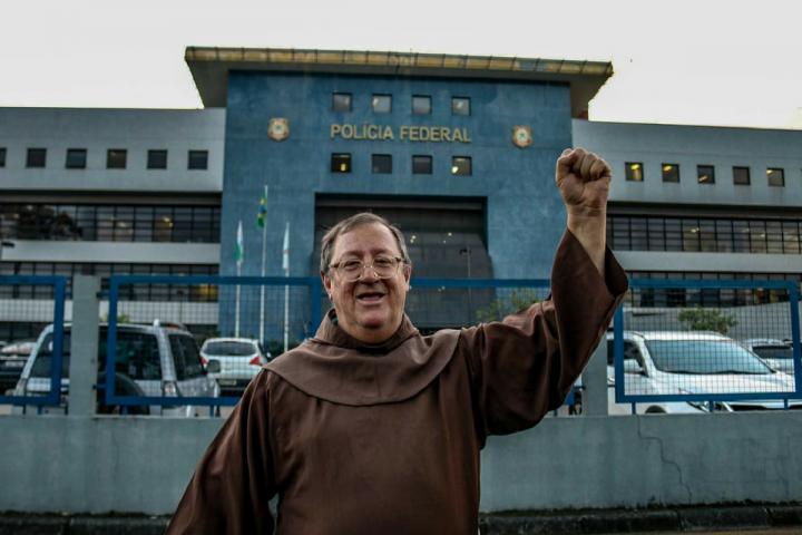 Moção de Solidariedade:Conferência dos Religiosos do Brasil manifesta solidariedadeao Frei Sérgio Antônio Gorgen e companheiros