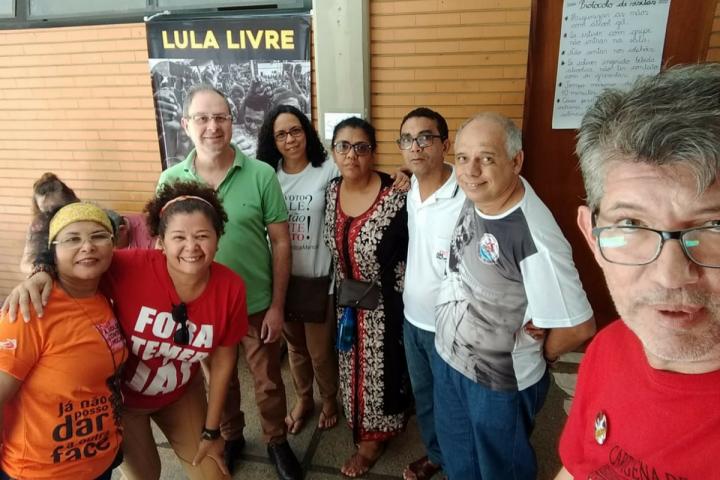 Centro de Estudos Bíblicos manifesta solidariedade aos companheiros e companheiras em greve de fome