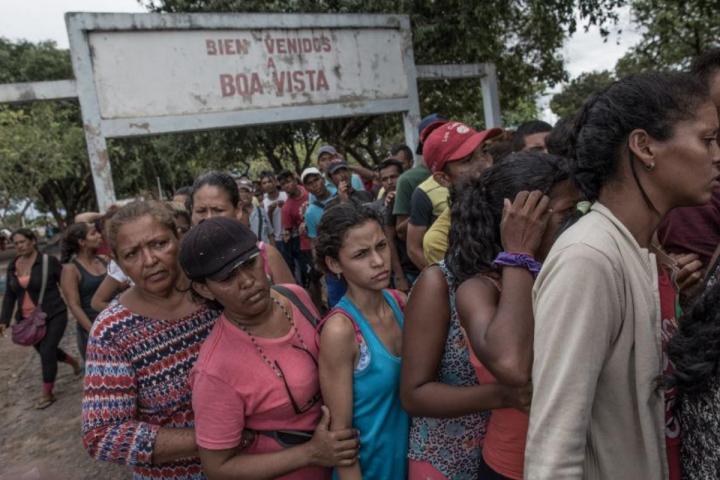 Roraima, uma Igreja samaritana com os imigrantes venezuelanos