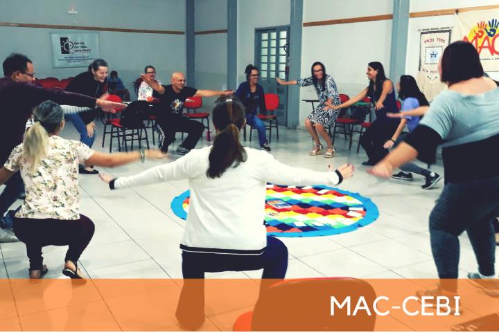MAC-CEBI: 6º módulo do Curso de Educação Popular