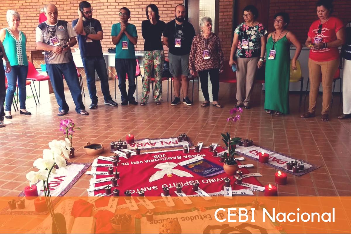Em Brasília, CEBI discute novos rumos para a atuação nacional