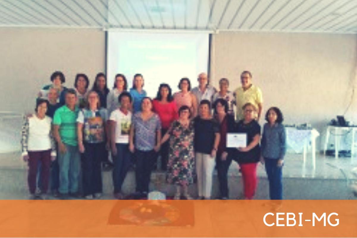 CEBI-MG: Escola de Fé e Vida completa três anos de caminhada na Leitura Popular da Bíblia