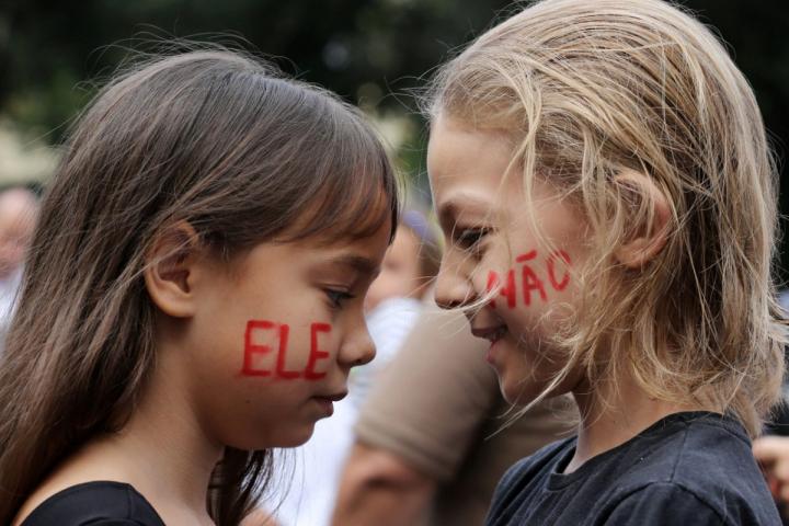 Uma pessoa cristã não deveria votar em Bolsonaro