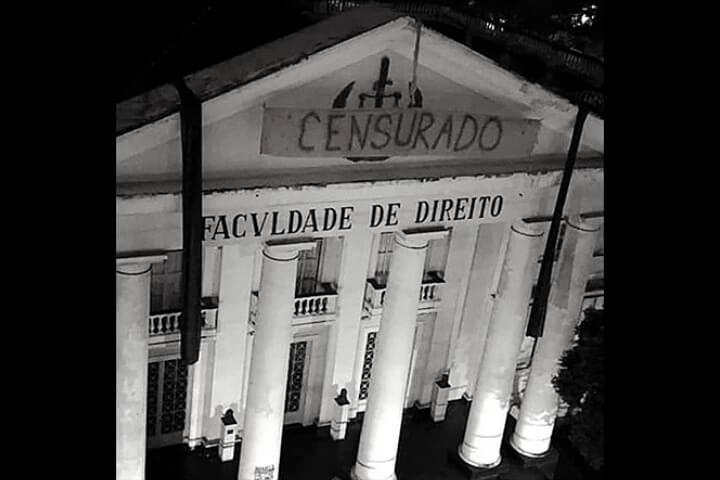 Universidades são alvo de ações de censura e repressão às vésperas das eleições