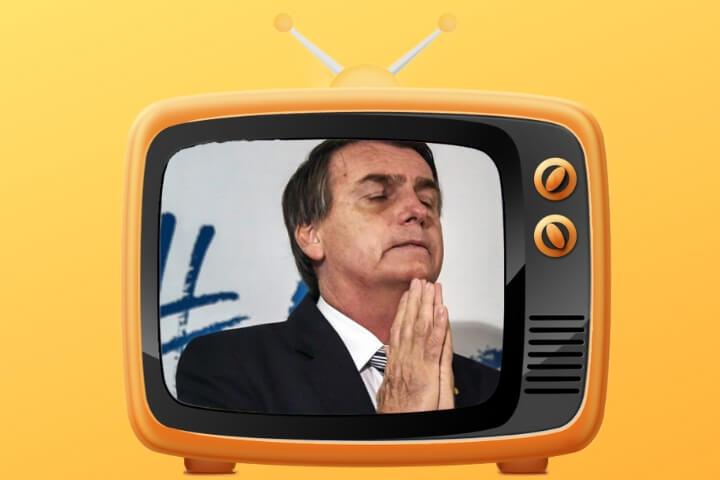 Vitória de Bolsonaro reflete força de emissoras evangélicas