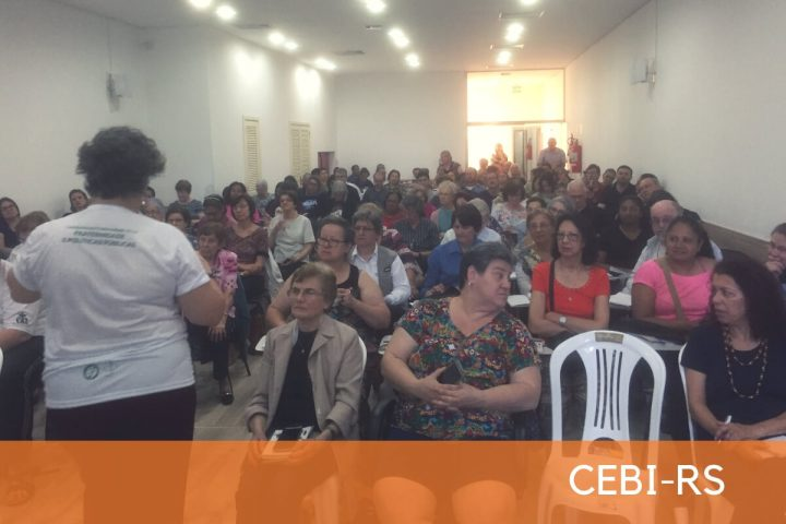 CEBI-RS: Seminário de Formação Campanha da Fraternidade 2019