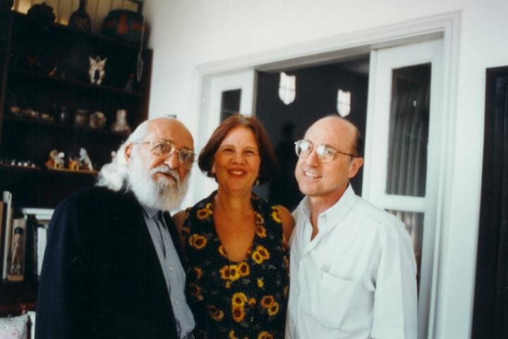 Viúva de Paulo Freire lança a obra Pedagogia do Compromisso