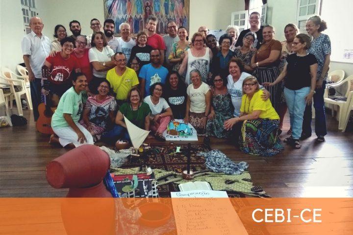 CEBI-CE: Palavra que ilumina a vida, e vida que interpela a palavra